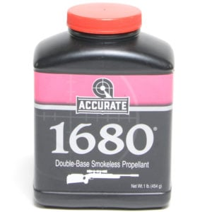Accurate 1680 1 Pound of Smokeless Powder