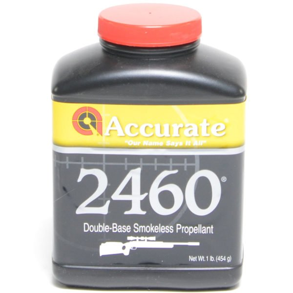Accurate 2460 1 Pound of Smokeless Powder