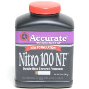 Accurate Nitro 100 1 Pound of Smokeless Powder