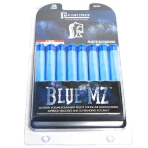 Alliant Blue Muzzleloader 50 Gr Pellets (48)