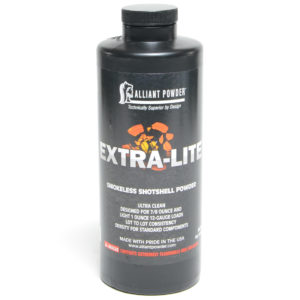 Alliant Extra-Lite 1 Pound of Smokeless Powder