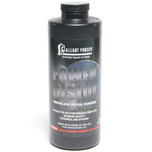Alliant Power Pistol 1 Pound of Smokeless Powder