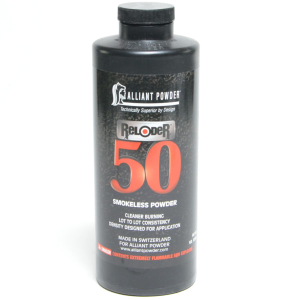 Alliant Reloder 50 1 Pound of Smokeless Powder