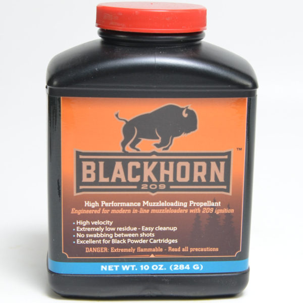 Blackhorn 209  10 Oz of Black Powder Substitute