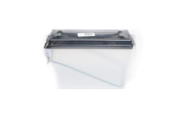 Berrys Plastic Ammo Can 30 Cal (Clear)