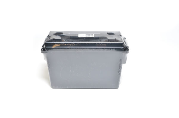 Berrys Plastic Ammo Can 40 Cal (Black)