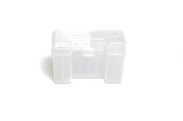 Berrys Ammo Box 300 Ultra Hinged Top 20 #112 Clear 50/Cs