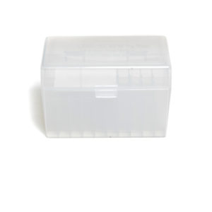 Berrys Ammo Box 270/30-06 Hinged Top 50 Clear 50/Cs