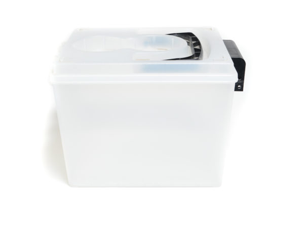 Berrys Range Box 11X8.5X9.25 Clear