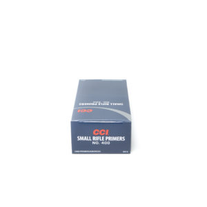 CCI #400 Small Rifle Primers (1000)