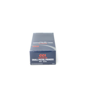 CCI #550 Small Pistol Magnum Primers (1000)