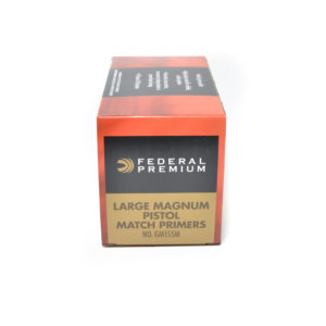 Federal GM155M Large Pistol Magnum Match (1000)