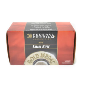 Federal GM205M Small Rifle Match (1000)