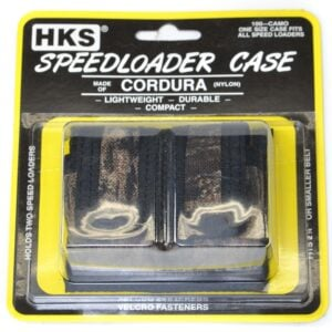 HKS Case 100 Camo Nylon (Fits All)