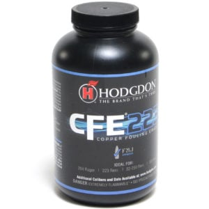 Hodgdon CFE223 1 Pound of Smokeless Powder