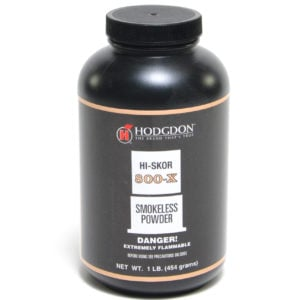 "Hodgdon ""Hi Skor"" 800X 1 Pound of Smokeless Powder"