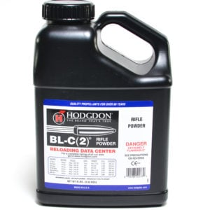 Hodgdon Bl-C(2) 8 Pound of Smokeless Powder