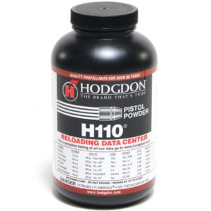 Hodgdon H110 1 Pound of Smokeless Powder