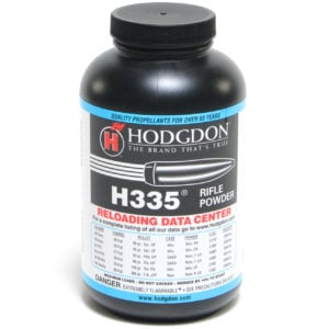 Hodgdon H335 1 Pound of Smokeless Powder
