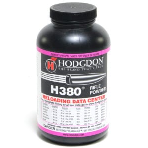 Hodgdon H380 1  Pound of Smokeless Powder