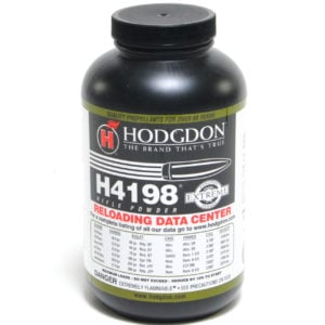 Hodgdon H4198 1 Pound of Smokeless Powder