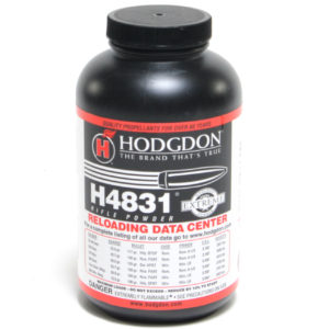 Hodgdon H4831 1 Pound of Smokeless Powder