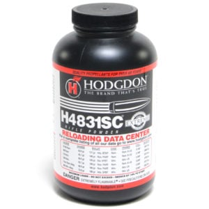 Hodgdon H4831SC (Short Cut) 1 Pound of Smokeless Powder