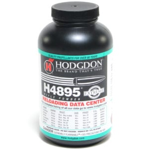 Hodgdon H4895 1 Pound of Smokeless Powder