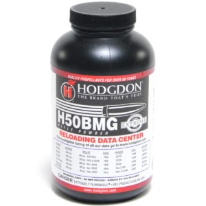 Hodgdon H50BMG 1Pound of Smokeless Powder