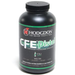 Hodgdon Cfe Pistol 1 Pound of Smokeless Powder