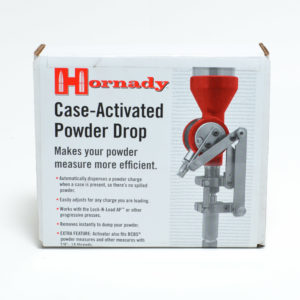 Hornady Case Activated Powder Drop