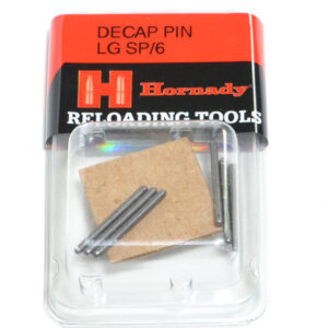 Hornady Decap Pin Large 6 Pack