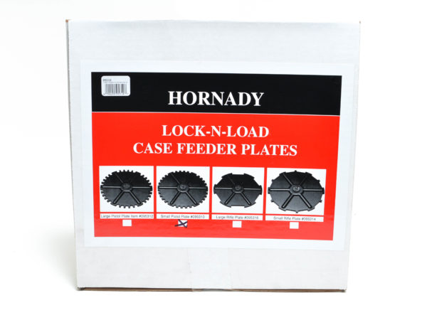 Hornady Case Feeder Plate Small Pistol