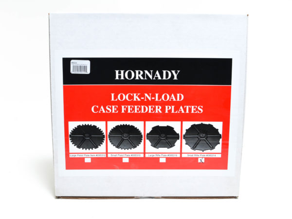 Hornady Case Feeder Plate Small Rifle