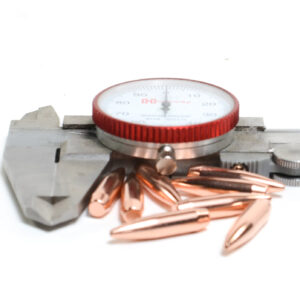 Hornady .224 / 22 75 Grain Hollow Point Boat Tail Match (500) 4000/Ca