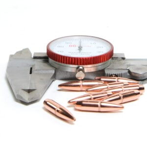 Hornady .224 / 22 75 Grain Hollow Point Boat Tail With Cannelure (500) 4000/Ca