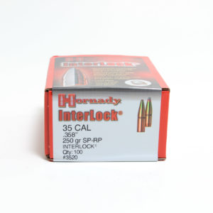 Hornady .358 / 35 250 Grain Soft Point (100)