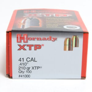 Hornady .410 / 41 210 Grain XTP Hollow Point (eXtreme Terminal Performance) (100)