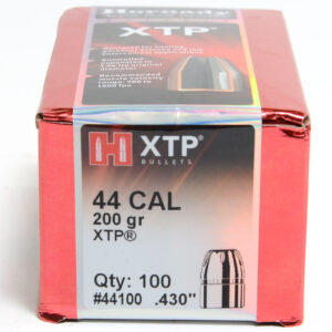 Hornady .430 / 44 200 Grain XTP Hollow Point (eXtreme Terminal Performance) (100)