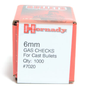 Hornady Gas Check 6mm