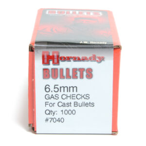Hornady Gas Check 6.5mm