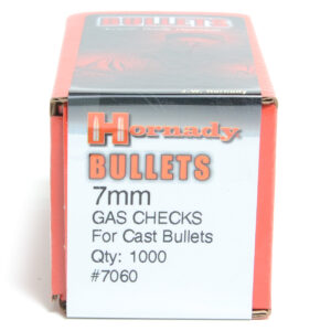 Hornady Gas Check 7mm