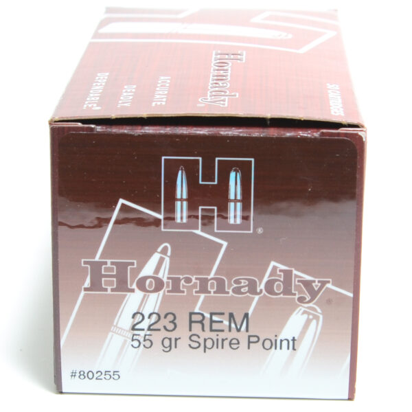Hornady Ammo 223 55 Grain Soft Point (50)