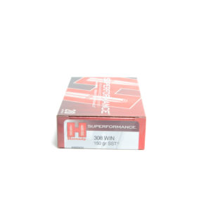 Hornady Ammo 308 Win 150 Grain SST (Super Shock Tip) Superformance (20)