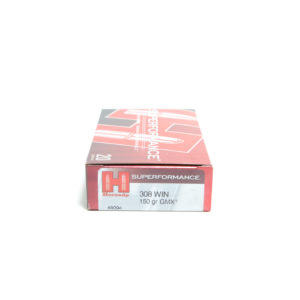 Hornady Ammo 308 Win 150 Grain Gmx Superformance (20)