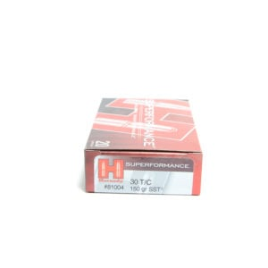 Hornady Ammo 30 T/C 150 Grain SST (Super Shock Tip) Superformance (20)