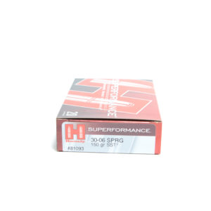 Hornady Ammo 30-06 Springfield 150 Grain SST (Super Shock Tip) Superformance (20)