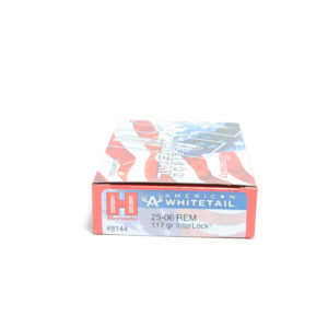 Hornady Ammo 25-06 Rem 117 Grain Interlock American Whitetail (20)