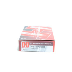 Hornady Ammo 7X57 139 Grain SST (Super Shock Tip) Superformance (20)