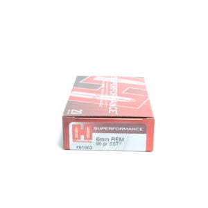 Hornady Ammo 6mm Rem 95 Grain SST (Super Shock Tip) Superformance (20)
